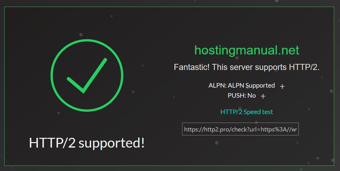 HTTP2 Test